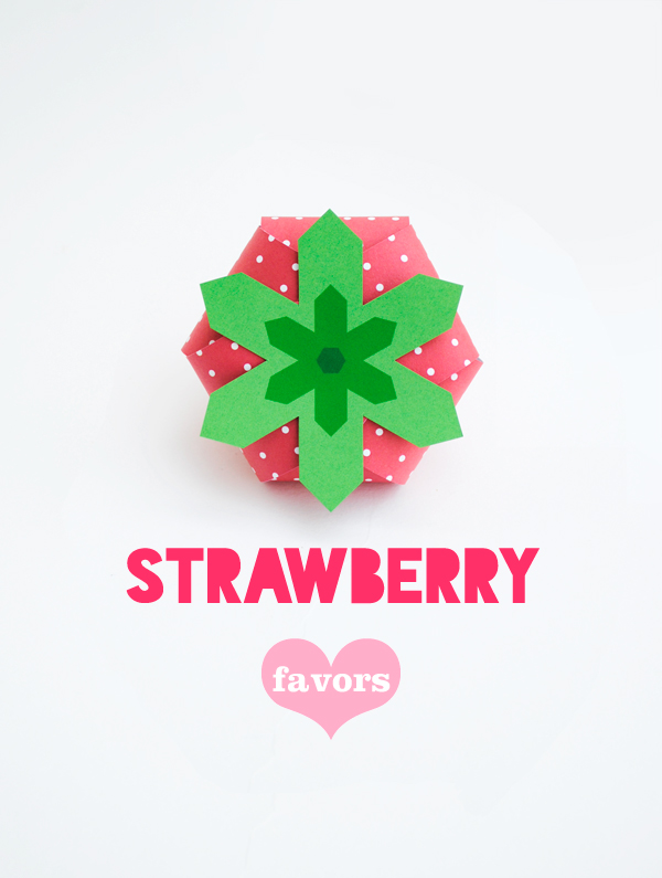 strawberry box